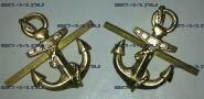Петличные эмблемы МП СССР